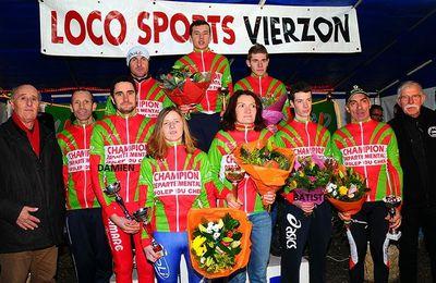 Cyclo-cross  les Championnat