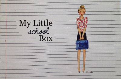 My little school box