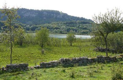 TOUR DES 4 LACS (lac d'Ilay, lac de Narlay, lac de Vernois et les lacs du Petit et du Grand Maclu)