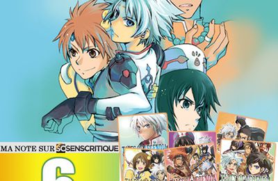TALES OF LEGENDIA. [BD/Manga]