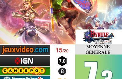 [Revue de test] HYRULE WARRIORS