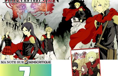 FINAL FANTASY Type-0. [BD/Manga]