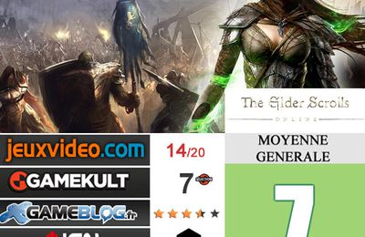 [Revue de test] THE ELDER SCROLLS ONLINE