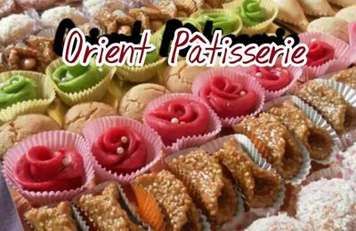 Pâtisserie orientale