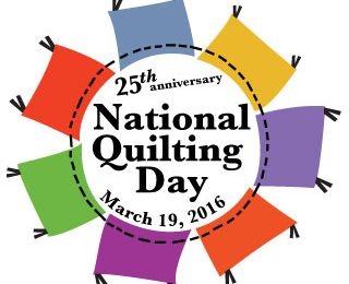 National Quilting Day! {+ giveaway}