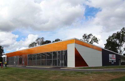 Nouveau centre de formation / Ouverture