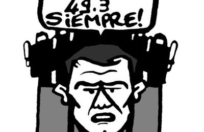"""Valls le """"rebelle"""" de la gauche:"""