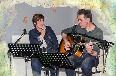Sylvie (Mira) et François (groupe Equinoxe)