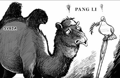 Syrie : Une Analyse Chinoise…