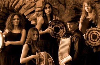 Canti e musiche dalla Calabria. Antonio Grosso e Le muse del Mediterraneo