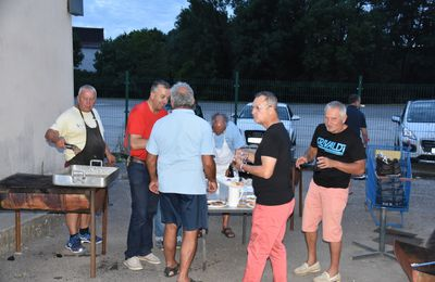BARBECUE 2017 DE L'AMICALE