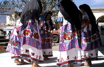 Mexique : Les Mazatecos ou Mazatèques