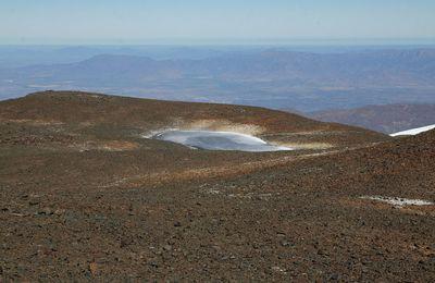 Sommets d'Abya Yala - 5424 mètres Cerro El Plomo