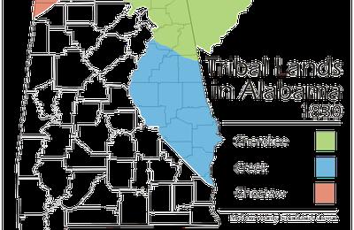 Chronologie de la colonisation de l'Amérique du nord - 6e partie - Guerre de Black Hawk et déportation des 5 tribus civilisées
