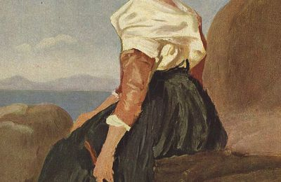 Femmes et mandolines (du peintre Corot) - Autour de la mandoline