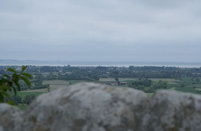 Carte postale de Bretagne : Le Mont Dol (Menez Dol)