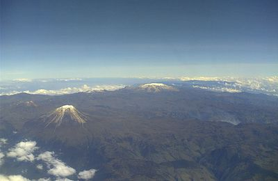 Sommets d'Abya Yala - 5215 mètres : Le nevado del Quindío