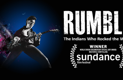 Festival ciné Alter'Natif 2017 - Rumble, the indians who rocked the world