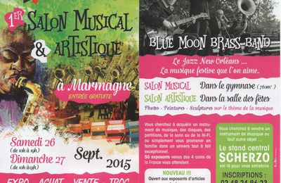 1er SALON MUSICAL