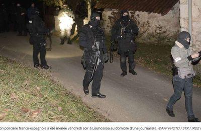Opération policière au Pays basque, un mauvais coup contre le processus de paix (LDH)