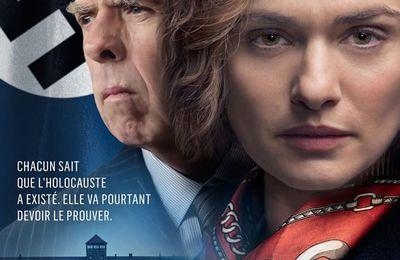 Le film LE PROCÈS DU SIÈCLE, procès du négationisme