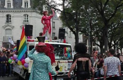 Pride d'Angers 2017 -  Quelque 2 000 personnes