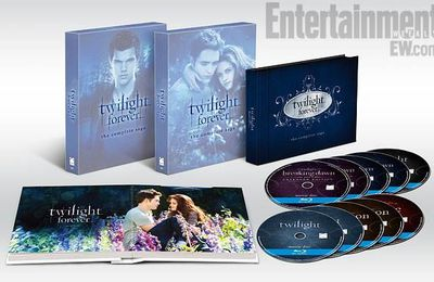 Coffret DVD Twilight