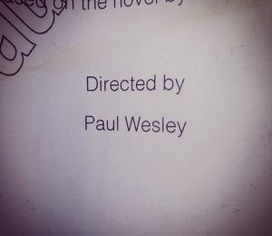 Episode dirigé par Paul Wesley