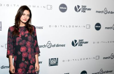March of Dimes' Celebration : Phoebe Tonkin