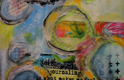 journaling - keeping a trace