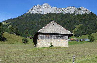 Randonnée Montagne - Roc des Boeufs (Bauges)