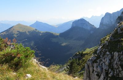 Randonnée Montagne - Montagne de Sous Dine par le Monthieu (Hte Filière)