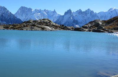 Randonnée Montagne - Lac Blanc (Massif des Aiguilles Rouges)