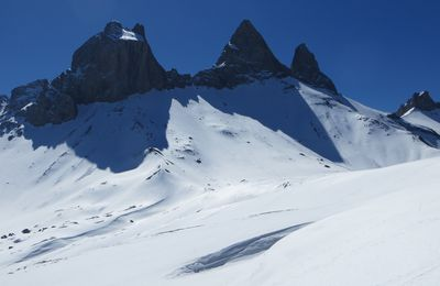 Randonnée Raquettes - Basse du Gerbier (Maurienne)