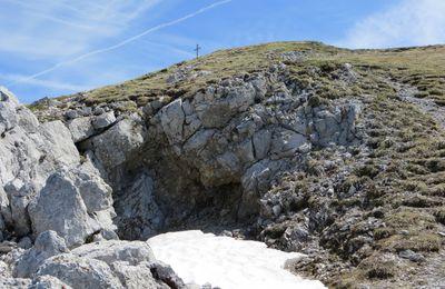 Randonnée Montagne - Mont Colombier (Bauges) par la Bottière