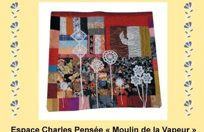 Exposition de Patch Passion du 3 au 12 novembre 2017 à Olivet