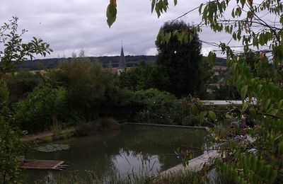 Jardin d'Adoué in Lay-Saint-Christophe on Heritage Days