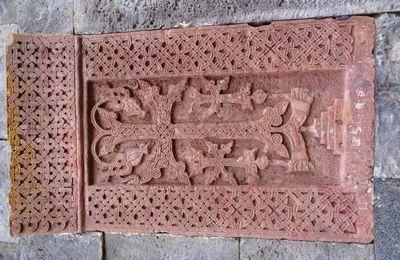 Arménie - L'art des khatchkars