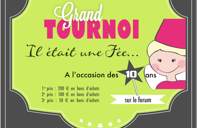 tournoi Fee du scrap - 6eme Tour !