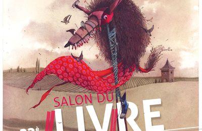 Rendez-vous les 7 & 8 octobre prochains pour une nouvelle édition du Salon du Livre de Gaillac...