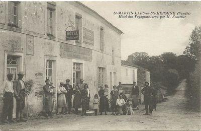 Quelques vues de Saint-Martin-Lars-en-Sainte-Hermine