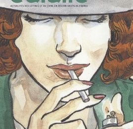 Eulalie n°24, revue dédiée au livre en Hauts-de-France