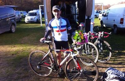 Championnat de france cyclocross Master