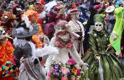 Carnaval vénitien 2016 à Verdun