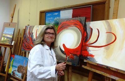 L'atelier d'art de Verdun : ma bouffée d'oxygène depuis 20 ans