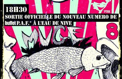 MUGE#8 Le fanzine qui sent toujours la Nive !