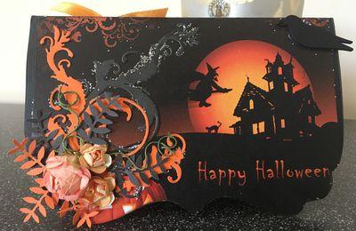 Trick or Treat... une carte d'Halloween