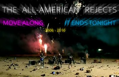 The All-American Rejects - It Ends Tonight