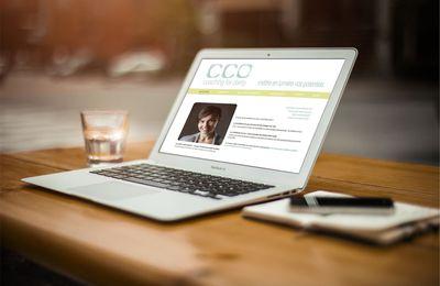 Dernière création de l'agence :  le site web de CCO