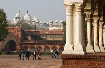 Agra - Le Red Fort